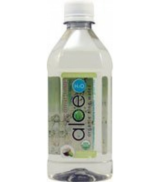 [Lily Of The Desert] Aloe H20, Pure Aloe Water Coconut Lime  At least 95% Organic