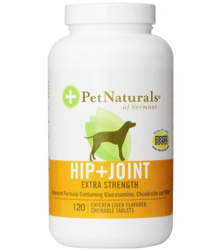 [Pet Naturals Of Vermont]  Hip & Joint Ext Str