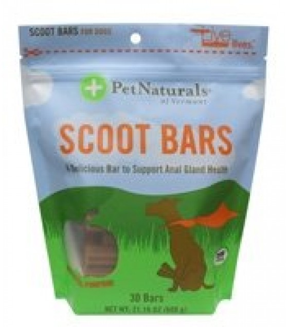 [pet Naturals Of Vermont] Scoot Bars