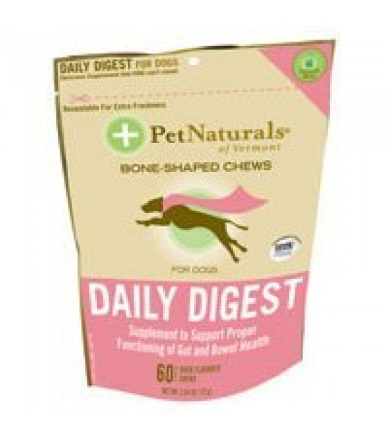 [pet Naturals Of Vermont] Daily Probiotic Chew,dogs