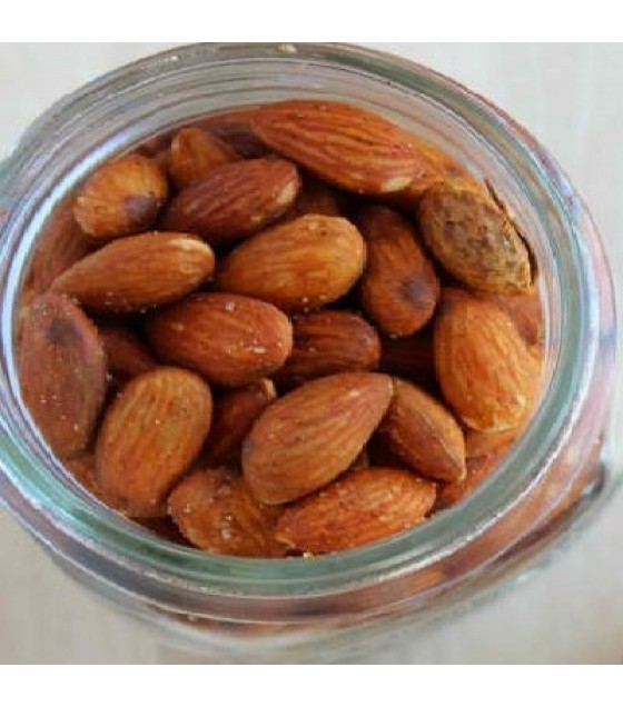 [Nuts]  Almonds, Smoke Flavored