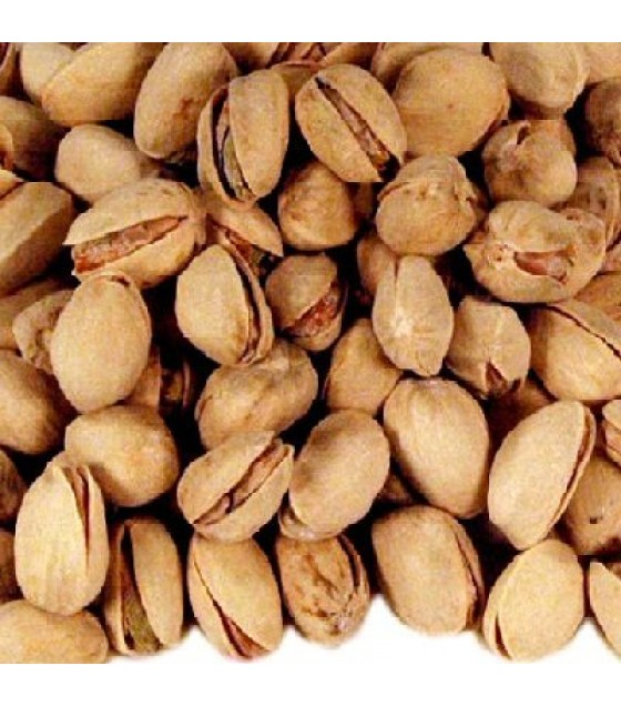 [Nuts]  Pistachios, Roasted, Salted  At least 95% Organic