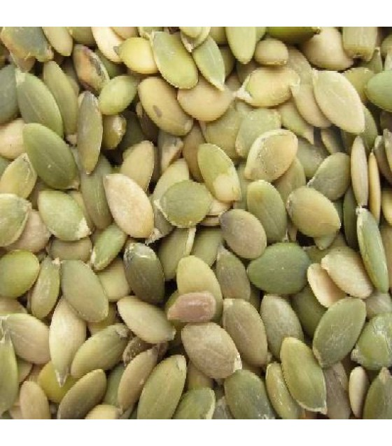 [Seeds]  Pumpkin Seeds, Raw