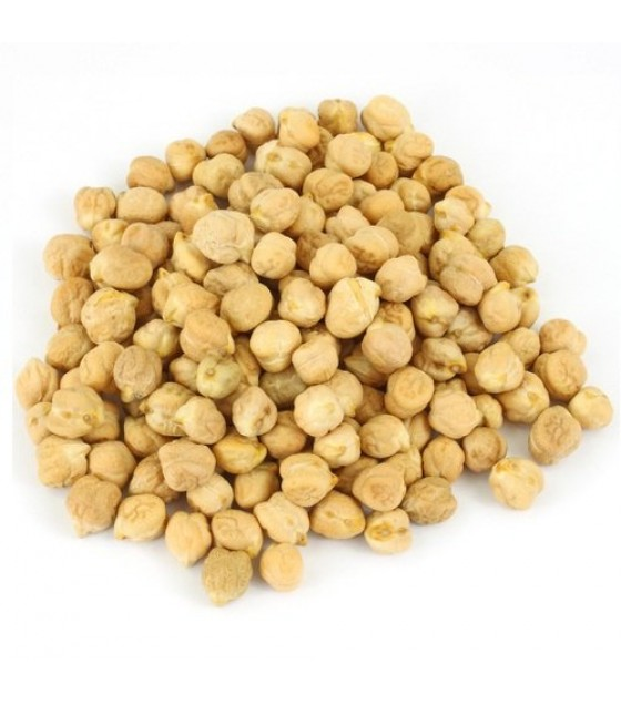 [Beans]  Garbanzo  At least 95% Organic