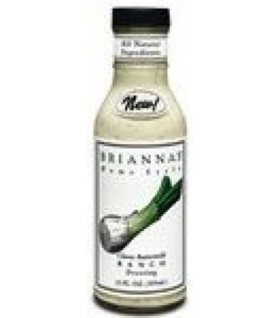 [Briannas] Salad Dressings Bottled Buttermilk Ranch