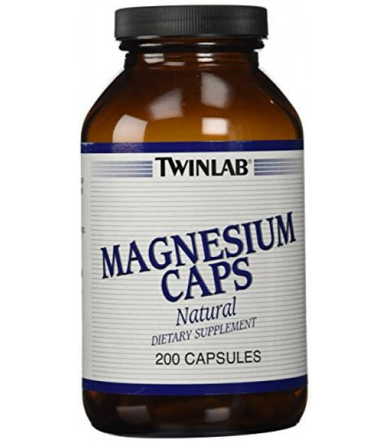 [Twin Lab] Minerals Magnesium 400 mg