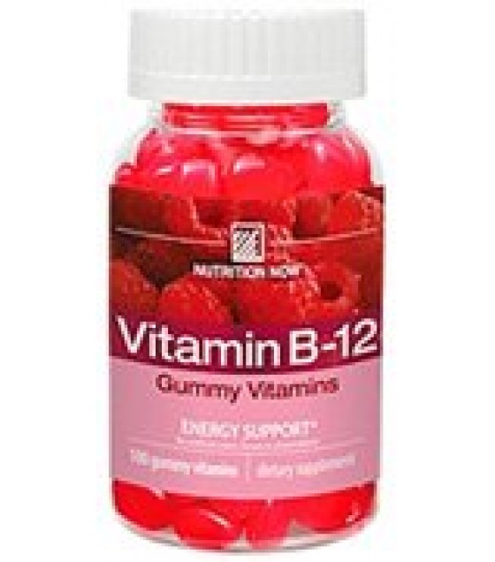[Nutrition Now] Adult Gummy Vitamins Vitamin B-12