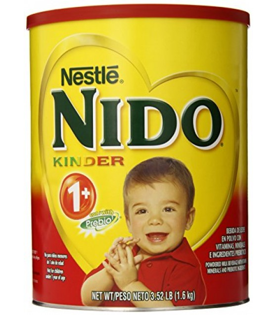 [Nestle] Hispanic Baking Ingredients & Mixes Nido 1+, Prebio
