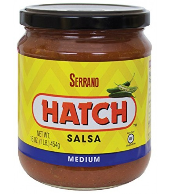 [Hatch] Salsa Serrano, Medium