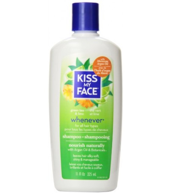 [Kiss My Face] Hair Care Shampoo, Whenever