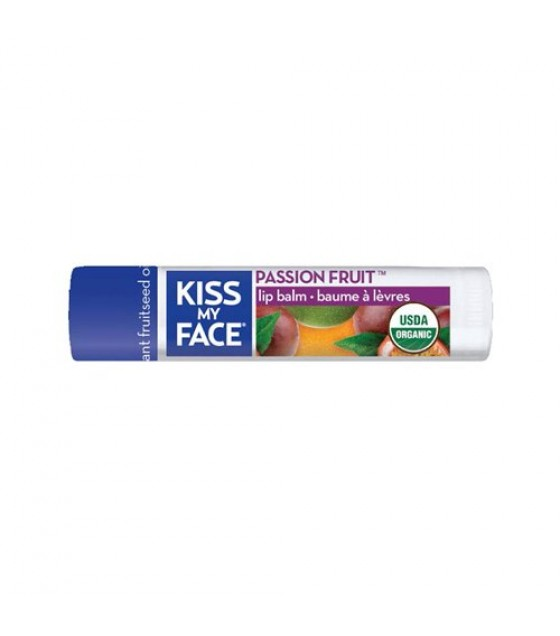 [Kiss My Face] Lip Balms Passion Fruit