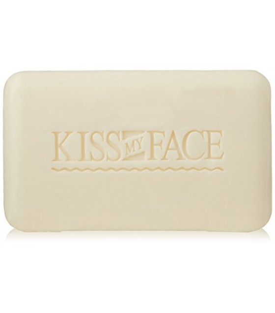 [Kiss My Face] Bar Soaps Pure Coconut Milk, 3 pack