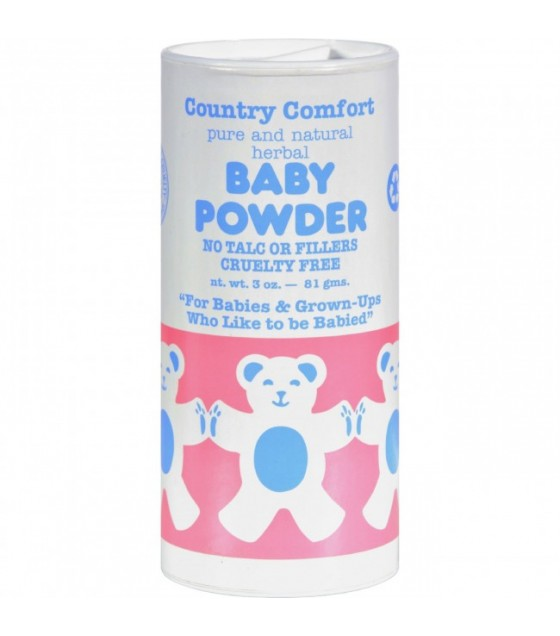 [Country Comfort] For Baby Powder