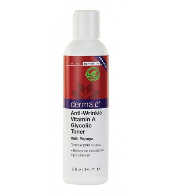 [Derma E Skin Care] Vitamins A And E Glycolic Toner