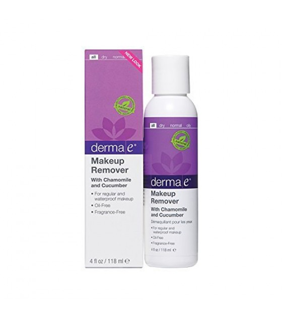 [Derma E Skin Care] Specialty Eyebright Makeup Remover