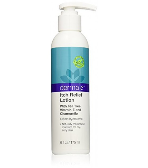 [Derma E Skin Care] Tea Tree Tea Tree & E Itch Relief Ltn