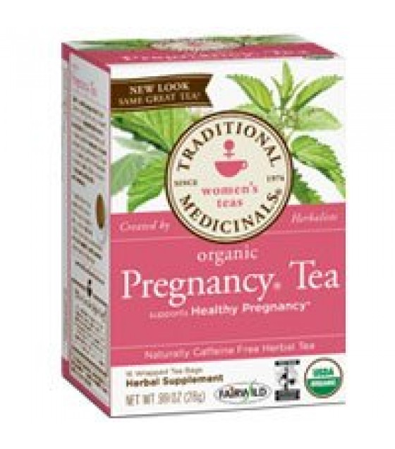 [Traditional Medicinals] Women`s Teas Pregnancy  At least 95% Organic