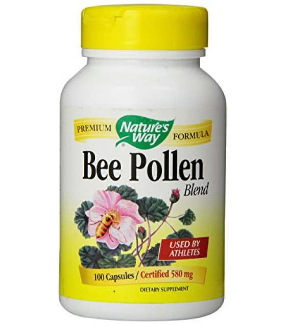 [Nature`S Way] Specialty Products Bee Pollen