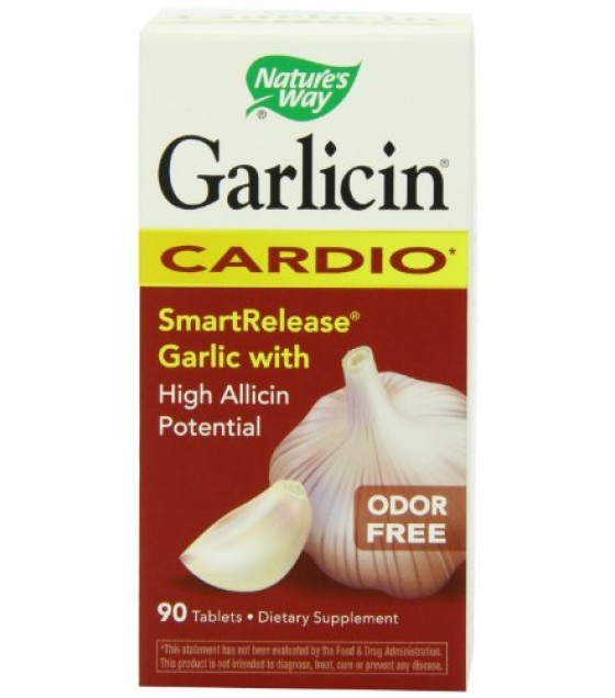 [Nature`S Way] Garlicin Regular