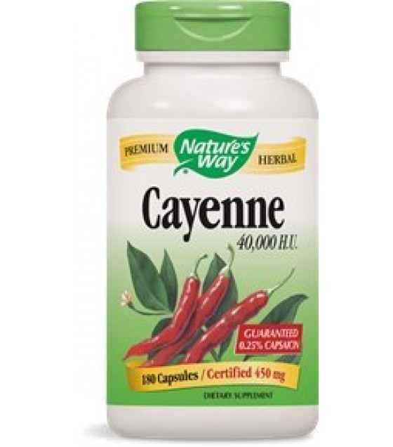 [Nature'S Way] CAYENNE PEPPER