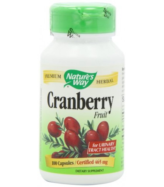 [Nature`S Way] Herbal Singles Cranberry Fruit