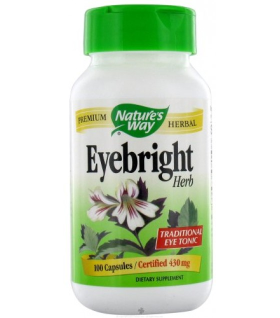 [Nature`S Way] Herbal Singles Eyebright Herb