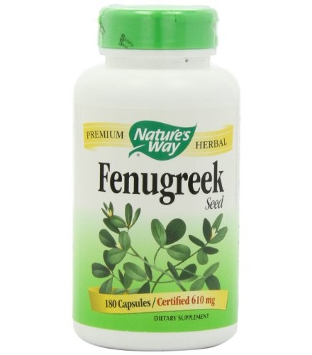 [Nature`S Way] Herbal Singles Fenugreek Seed