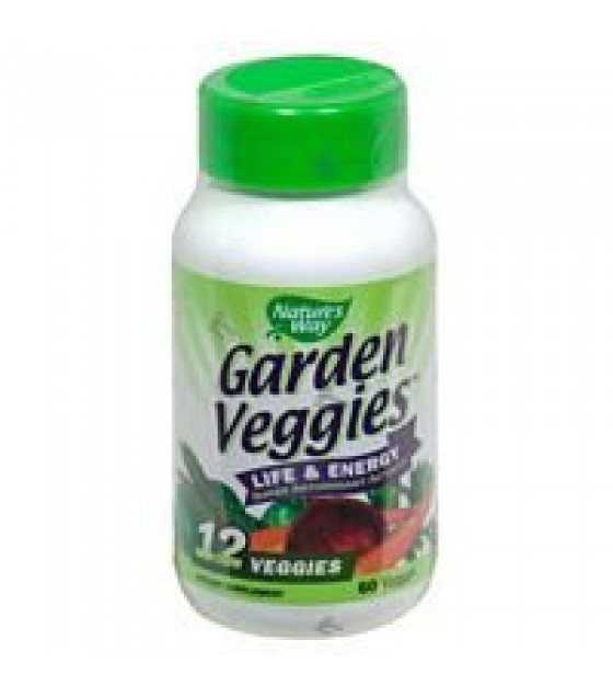 [Nature`S Way] Specialty Products Garden Veggies