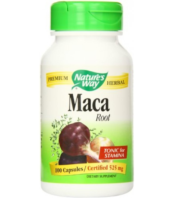 [Nature`S Way] Standardized Herbs Maca Root