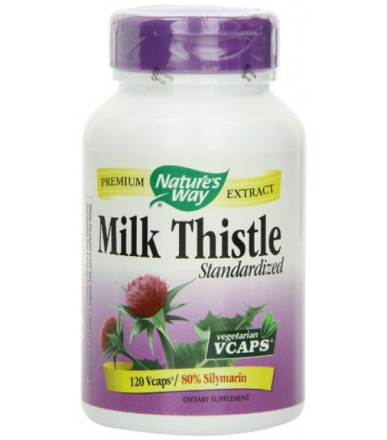 [Nature`S Way]  Milk Thistle