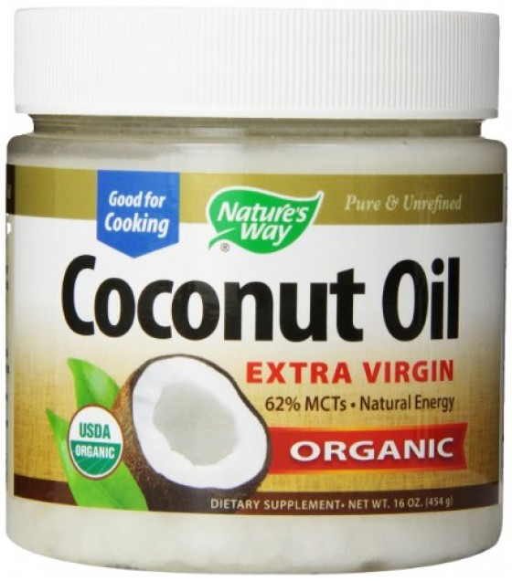 [Nature`S Way]  Extra Virgin Coconut Oil