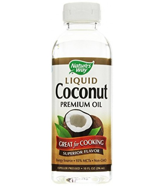 [Nature`S Way]  Coconut Oil