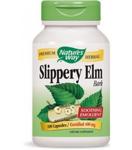 [Nature`S Way] Herbal Singles Slippery Elm Bark