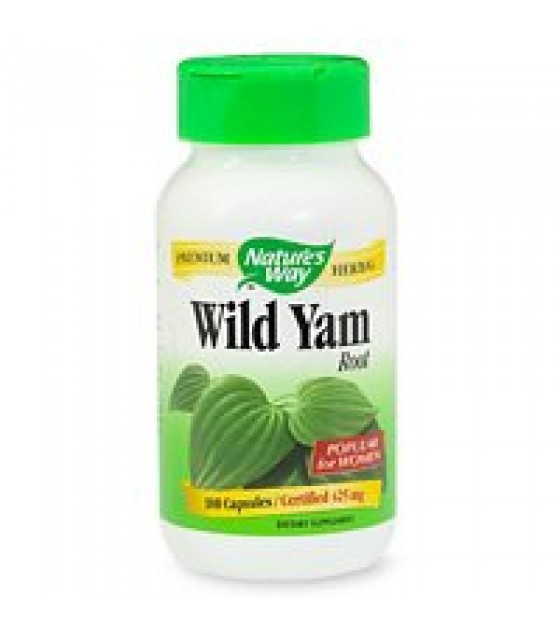 [Nature`S Way] Herbal Singles Wild Yam