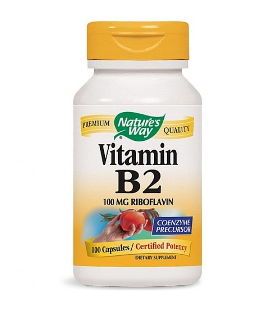 [Nature'S Way] B-2 100 MG