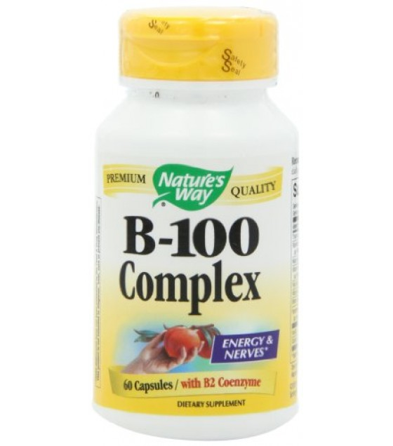 [Nature`S Way] Vitamin B B100 Complex