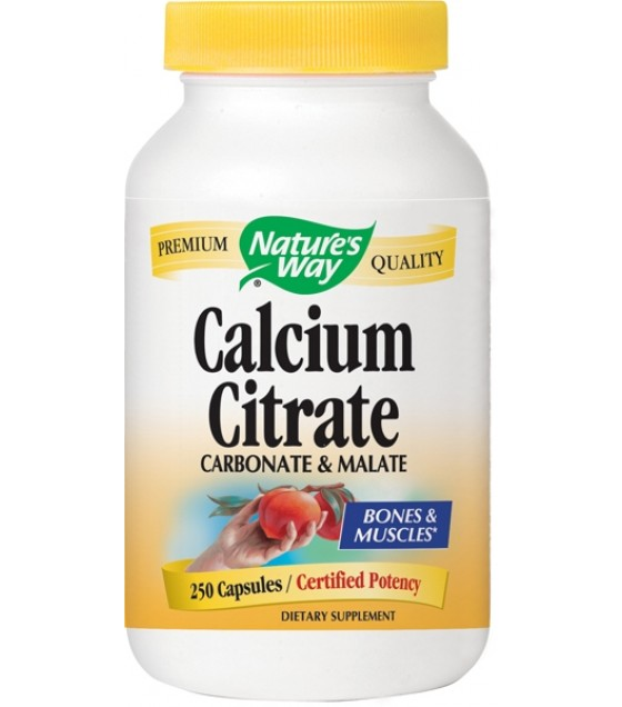 [Nature`S Way]  Calcium Citrate