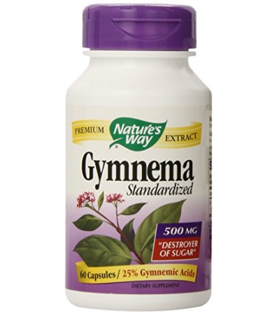 [Nature`S Way] Standardized Herbs Gymnema