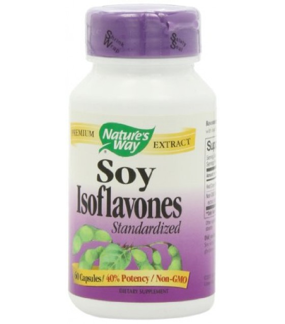 [Nature`S Way] Standardized Herbs Soy Isoflavone
