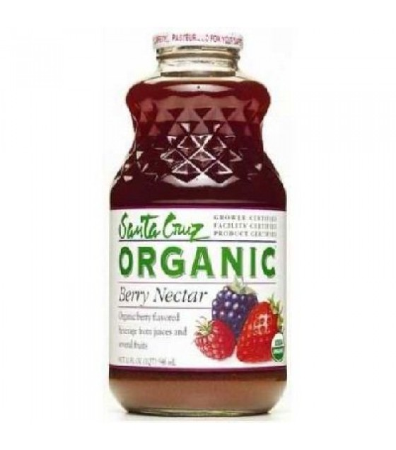 [Santa Cruz Organic] Organic Juice Blends Berry  At least 95% Organic