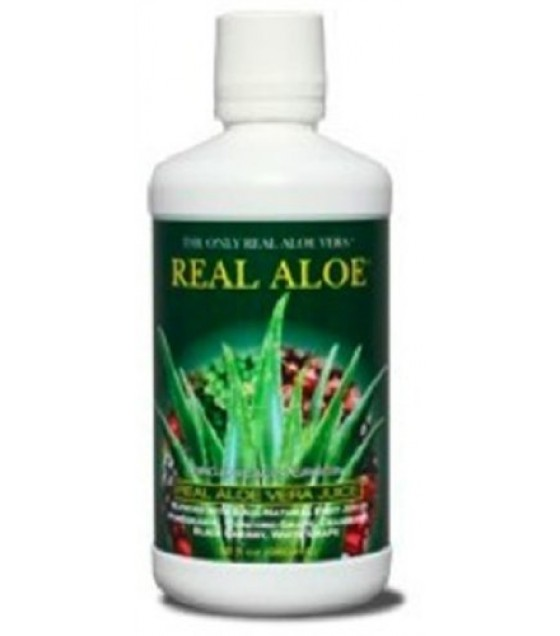 [Real Aloe] Aloe Vera Juice Real Aloe Juice, Super