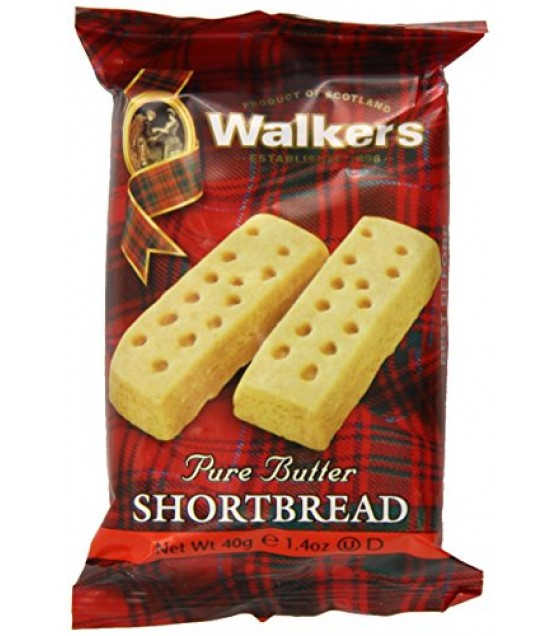 [Walker`S Shortbread] Shortbread Cookies Shortbread Fingers, 2 Ct
