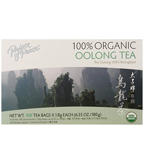 [Prince Of Peace] Chinese Herbal Products Tea, Oolong  100% Organic