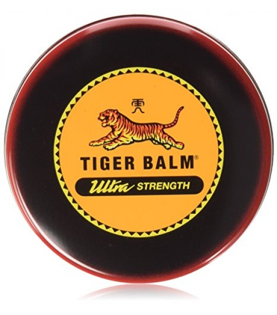 [Tiger Balm] Pain Relieving Products Ultra Strength