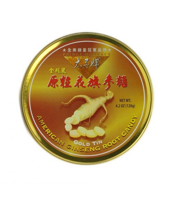 [Prince Of Peace] AMER GINSENG ROOT CANDY