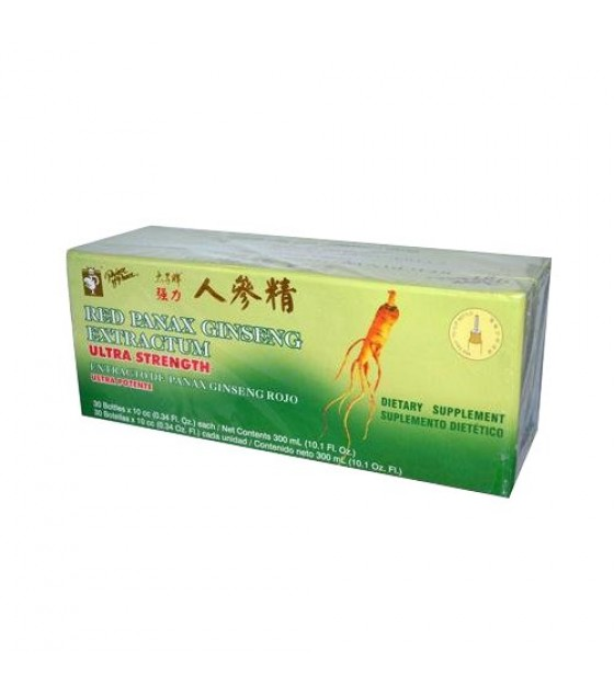 [Prince Of Peace] Chinese Herbal Products Red Panax Ginseng Ext.