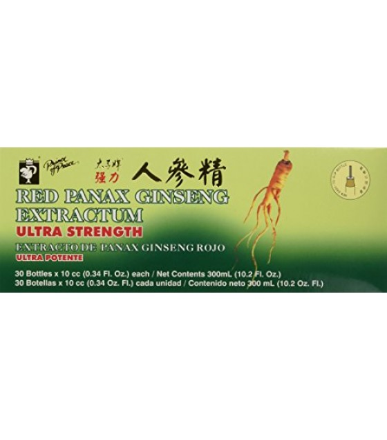 [Prince Of Peace] Chinese Herbal Products Red Panax Ginseng Extractum