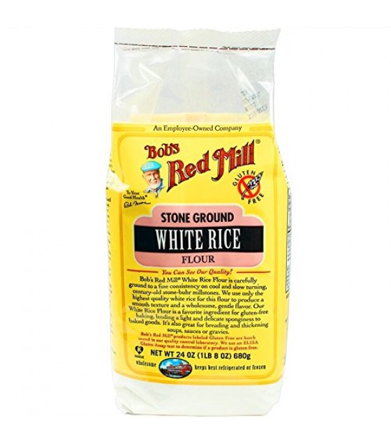 [Bob`S Red Mill] Flour & Baking Products White Rice Flour