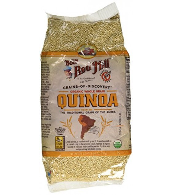 [Bob`S Red Mill] Flour & Baking Products Quinoa  At least 95% Organic