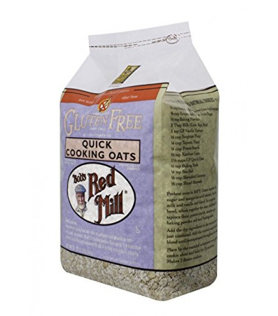 [Bob`S Red Mill] Gluten Free Items Quick Rolled Oats